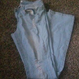 Women's Mudd jeans